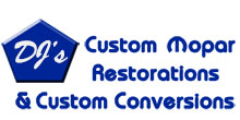 DJs Custom Mopar Restorations