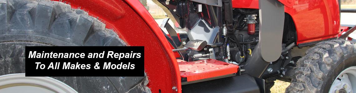 Tractor Repairs and Farm Machinery Repairs
