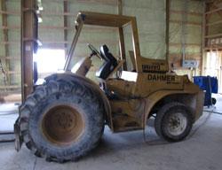 Forklift Repairs - Thamesville